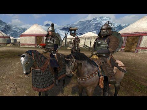 M&B Warband : MOD 12th 正式發布(Mongols Army)