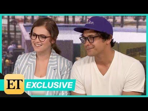 Comic-Con 2019: The 100's Bob Morley And Eliza Taylor Talk Surprise Wedding And Season Six