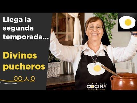 ¡La segunda temporada de Divinos Pucheros con la Hermana Mª José!