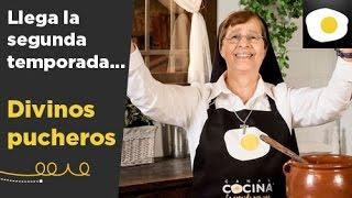La Segunda Temporada De Divinos Pucheros Con La Hermana Mª José Youtube