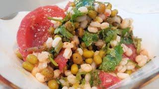 雑穀サラダ|ウズベキスタンの自然の味Natural taste of Uzbekistanさんのレシピ書き起こし