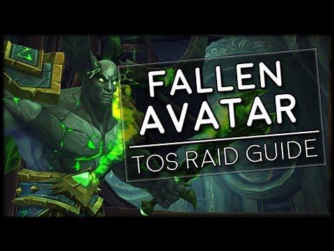 FALLEN AVATAR - Normal/Heroic Tomb of Sargeras Raid Guide | World of Warcraft Legion