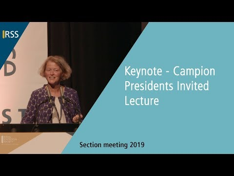 Keynote: Campion (President's Invited) Lecture