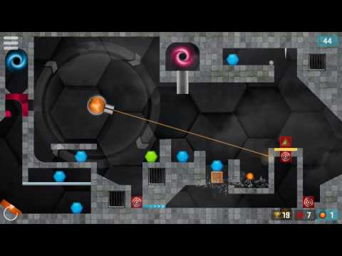 HEXASMASH 2 - Game Play Trailer - Android Physics Puzzle Game