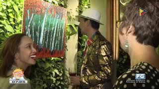 WWW: Tommy Aquino international artist art advocacy