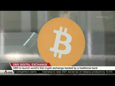Biggest Bank in Singapore DBS Bank to Support Buying Bitcoin - Dec 10th 2020