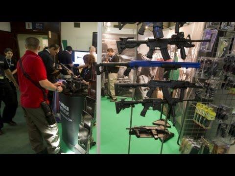 Gun Culture: Israel Vs. U.S.