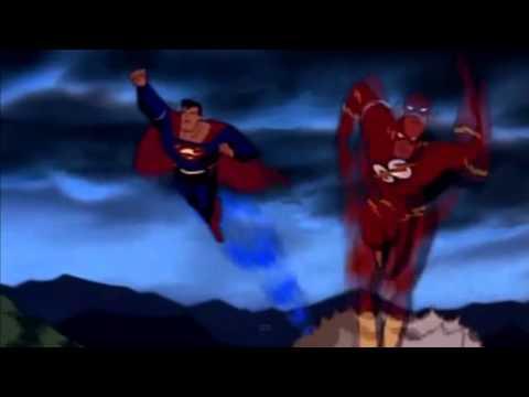 Flash vs Superman : CARRERA