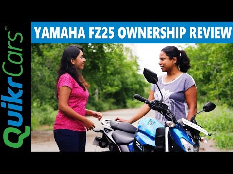 Yamaha FZ25 Long Term Ownership Review | Pros and Cons