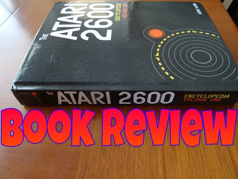 Atari 2600 Encyclopedia Volume 1 Book Review