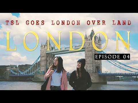 Exploring London's Cereal Cafe & Markets + GIVEAWAY!   Singapore To London OVER LAND!   EP 4