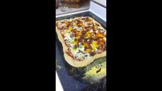 Sugar Free Honey Whole Wheat Pizza Dough And Pizza (secret Recipe In Description) Part 2 Of 2