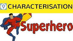 How to write a characterisation - Wie schreibe ich eine Charakterisierung im Englischen?
