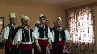 Festivali folklorik kombëtar  Gjirokastër 2015