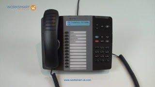 Mitel MiVoice 5312 Teleworker Phone Training Video