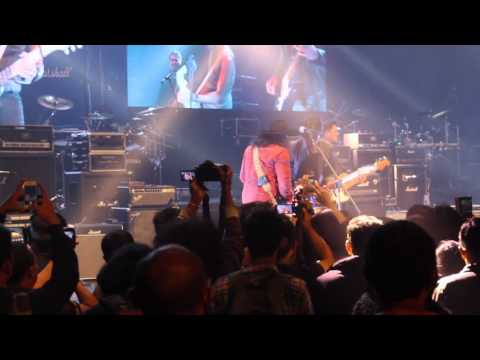 All Blues Guitarist (Eros, Gugun, Adrian, Ginda) - Super Guitarist Concert