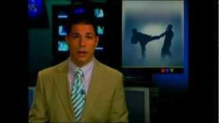 KMAC - CTV News -  Sudbury Karate Kid Tyler Boucher