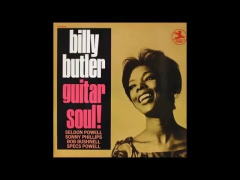 Billy Butler - The Thumb 1969