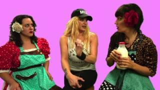 Milf and Cookies Episode 1 with celebrity guest Bobbie Brown