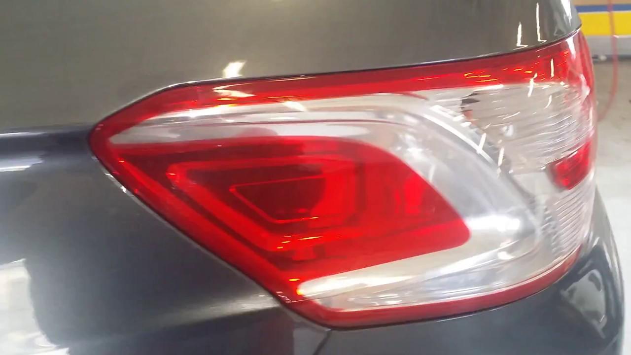 Peugeot 301 rear lamp, zadní světlo