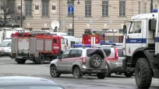 BBC News: Steve Rosenberg reports on the metro bomb in St Petersburg