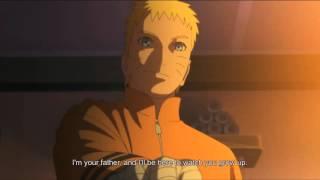 Boruto -Naruto The Movie Trailer
