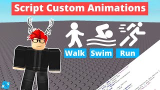 Roblox Scripting Tutorial: How to Script Custom Animations YouTube