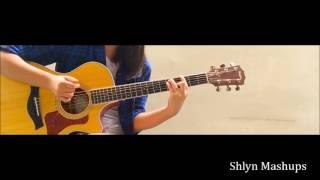 Jessica (제시카)-Wonderland Guitar Cover