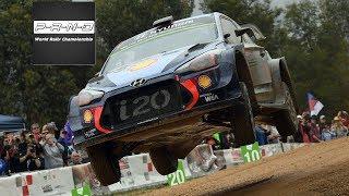 Ралли Австралии 2017: WRC - Rally Australia Day 2 Part 1