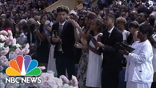 Watch Highlights From Aretha Franklin's 'Celebration Of Life' Funeral Service | NBC News