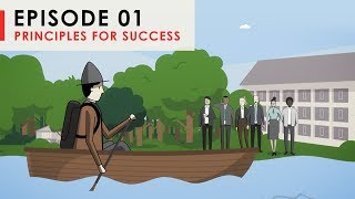"Principles for Success: ""The Call to Adventure"" 