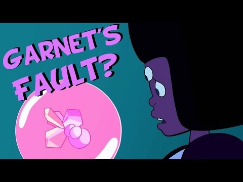 Steven Universe Theory: Garnet Caused Fusion Experiments