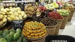 VLOG曼谷客泰生活EP1 100元人民币在曼谷的大超市可以买到什么