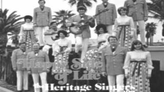 The Old Rugged Cross Made The Difference - Heritage Singers - 01.wmv