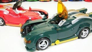카봇 캡틴우가바 오픈케이스 장난감놀이 Carbot