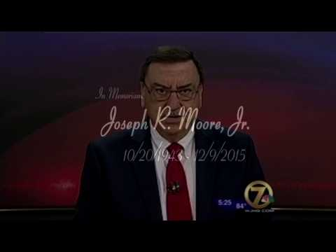 Joe Moore is Laid to Rest