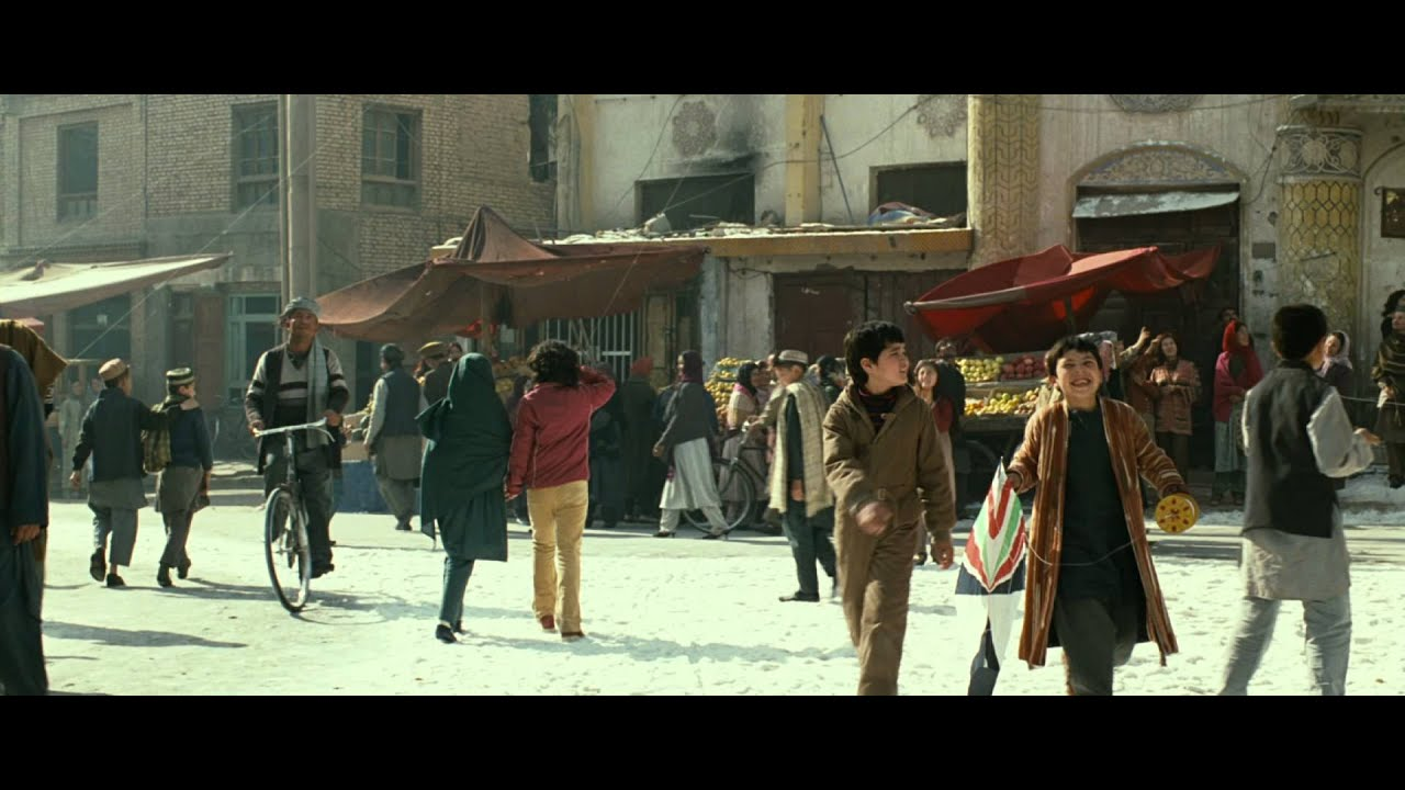 the kite runner trailer