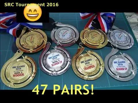 Stapok Badminton SRC Tournament 2016