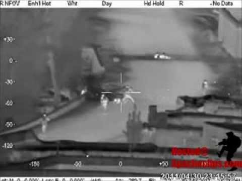Insider (Taliban) Attack on US Soldiers in Afghanistan caught on FLIR