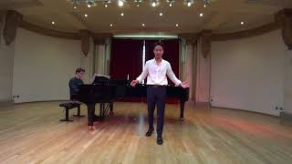"Countertenor SUNGHOON CHOI 최성훈 ""Vivi tiranno"" - Opera 'Rodelinda' G.F Handel"