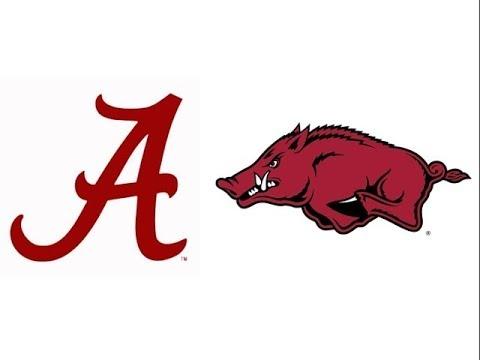 2018 #1 Alabama at Arkansas (Highlights)