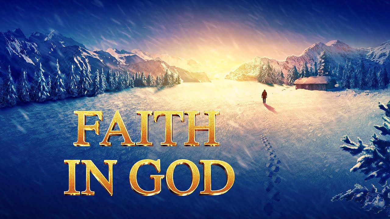 """The Second Coming of Jesus Reveals the Mystery of Faith in God 