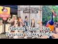 FLORIDA TRAVEL DAY | Surprise Walt Disney World Trip! | July 2019