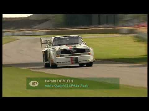 Audi Quatro Pikes Peak S1