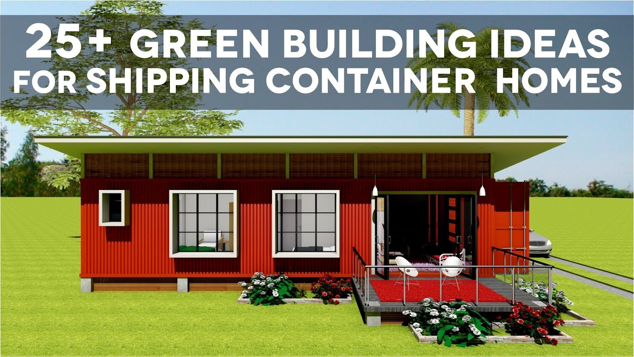 25+Green Building Design Ideas and Strategies for Sustainable ...