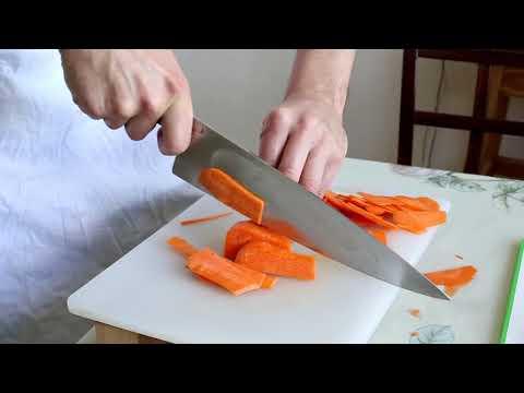 Поварской нож мастера Planetaplan