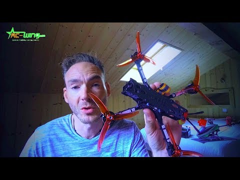 ARRIS Dazzle Racing Drone Review