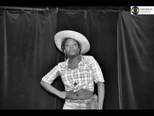 Rose-Esther Guignard conte l'histoire de BOUKI & MALICE- kamayiti