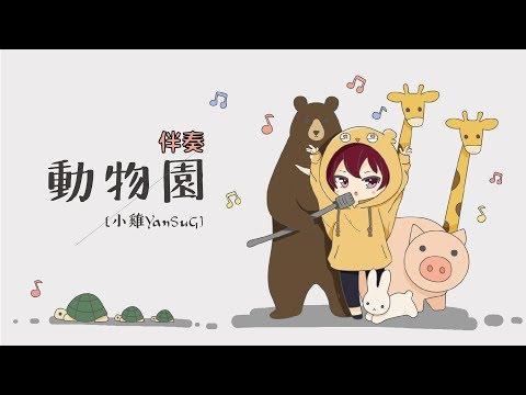 小雞- 動物園ZOO『甜甜的午後,回憶記得!!!』【純伴奏】