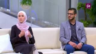 غادة عساف وعدي ناجي - مبادرة عينك على المستقبل